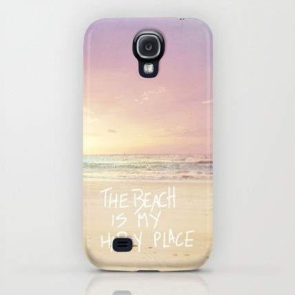Society6 iPhone・スマホケース Society6 ケース the beach is my happy place(5)