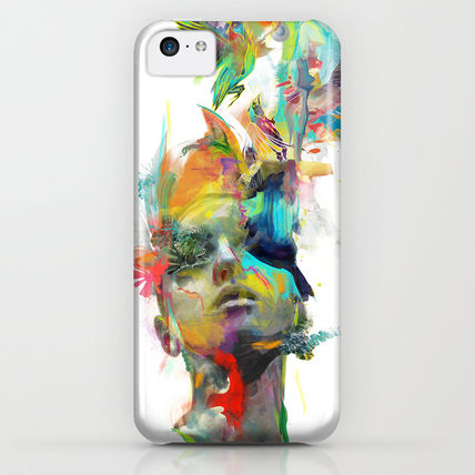 Society6 iPhone・スマホケース Society6 ケース Dream Theory by Archan Nair