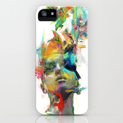 Society6 iPhone・スマホケース Society6 ケース Dream Theory by Archan Nair(2)