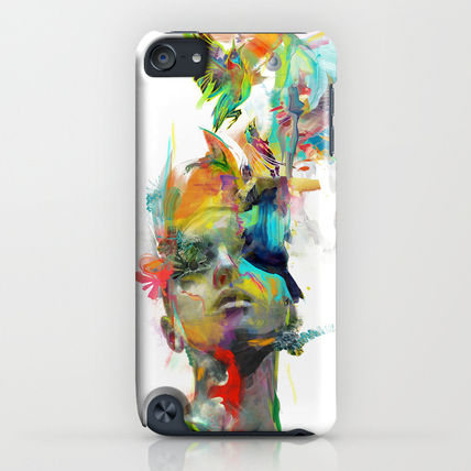 Society6 iPhone・スマホケース Society6 ケース Dream Theory by Archan Nair(4)