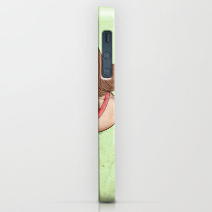 Society6 iPhone・スマホケース Society6 ケース Life's a Picnic, Bring Your Friend(3)
