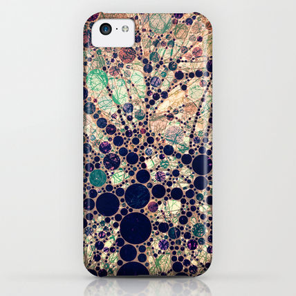 Society6 iPhone・スマホケース Society6 ケース Colorful tree loves you and me. by Love2Snap