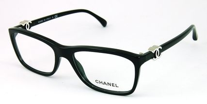 rare light 3234 chanel eyeglass frames