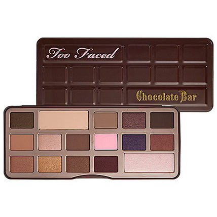 Too Faced チョコレートバーパレット ブラウン系
