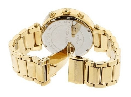 大人気☆ Michael Kors - Parker Gold Watch