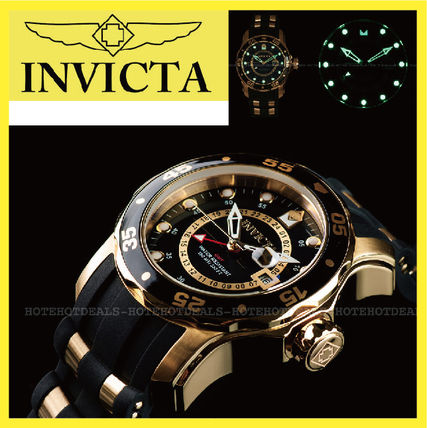 送込!定価約7万円!INVICTA Men's Pro Diver Collection