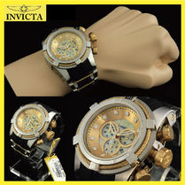 Express配送!定価約30万円!INVICTA Men's Chronograph