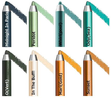 MARC JACOBS アイメイク ☆Marc Jacobs☆ Highliner Gel Crayon アイライナー 6色(5)