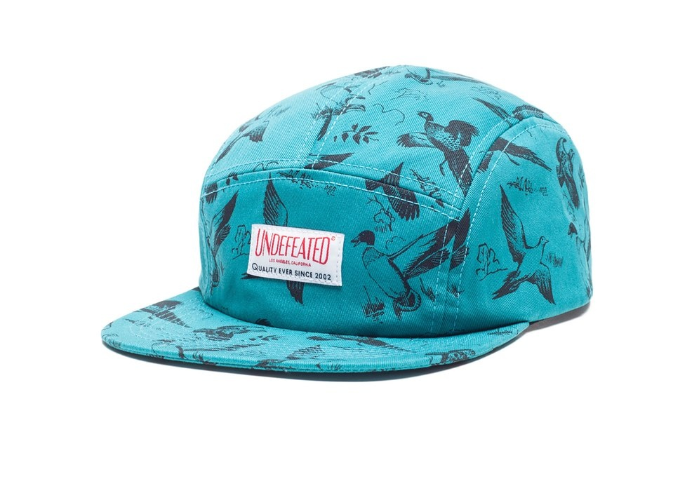 Undefeated Duck Camp Cap/アンディフィーテッド・キャップ