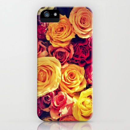 Society6 iPhone・スマホケース Society6 ケース flowers by Rachel Pagdin(2)