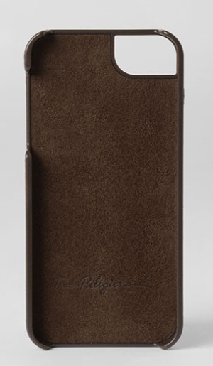 *US限定*レザー LEATHER IPHONE 5 & 5S CASE
