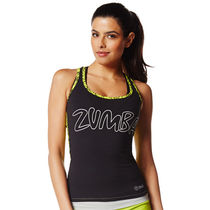☆ZUMBA・ズンバ☆Can't Touch This Racerback BK