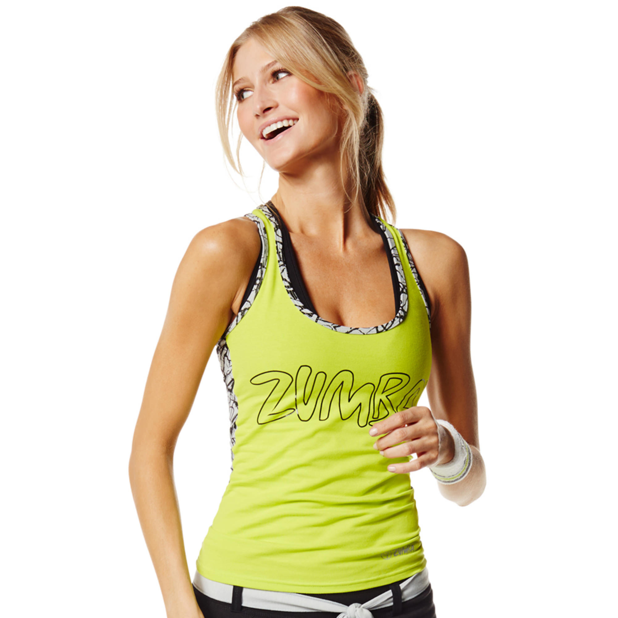 ☆ZUMBA・ズンバ☆Can't Touch This Racerback ZG