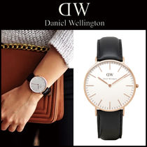 ★国内発送★Daniel Wellington 腕時計 36mm/Classic Sheffield