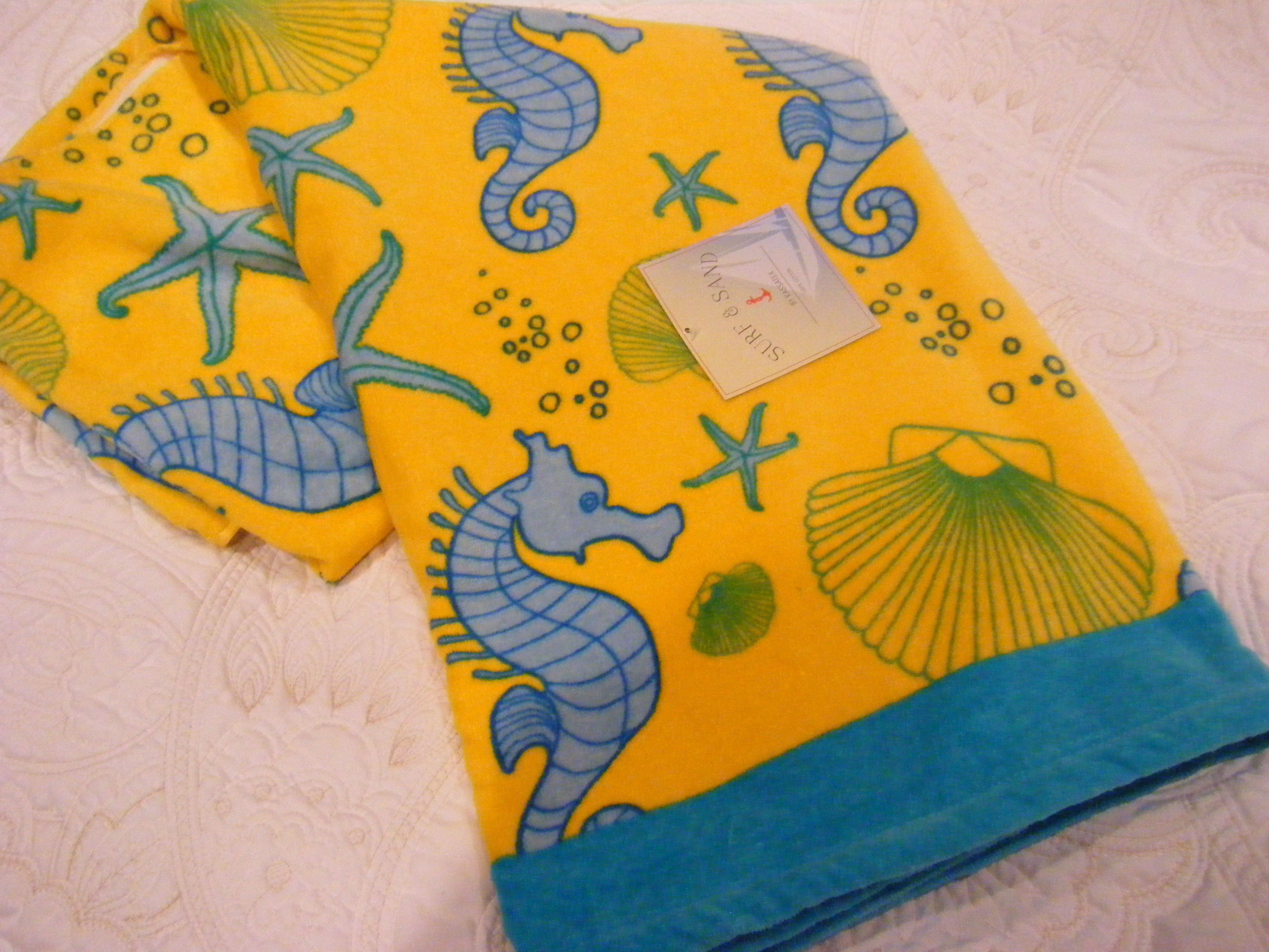 SURF&SAND Beach Towel