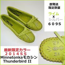 最新色即発 Limited Color ☆ Minnetonka Thunderbird II Lime