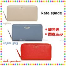 Sale【即発送・関税込み】kate spade★COBBLE HILL LACEY 長財布