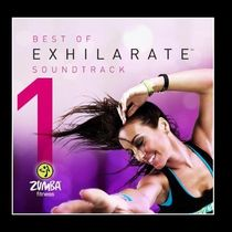 ZUMBA(ズンバ) CD・DVD レア♪ZUMBAズンバBest Of Exhilarate Soundtrack, Vol. 1