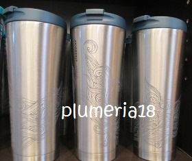 Hawaii limited edition STARBUCKS-stainless steel tumbler