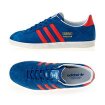 数量限定ビッグセール★Adidas Originals★GAZELLE OG (Blue)