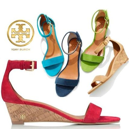 Limited sale Tory Burch 4. Wedge sandals