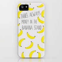 【日本未入荷】society6♥Banana Stand iPhoneケース