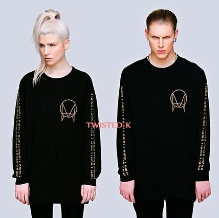 LONG CLOTHING Tシャツ・カットソー 国内発送★LONG CLOTHING★Owsla Long Sleeve (Gold)