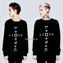 LONG CLOTHING(ロングクロージング) Tシャツ・カットソー 国内発送★LONG CLOTHING★Command Long Sleeve