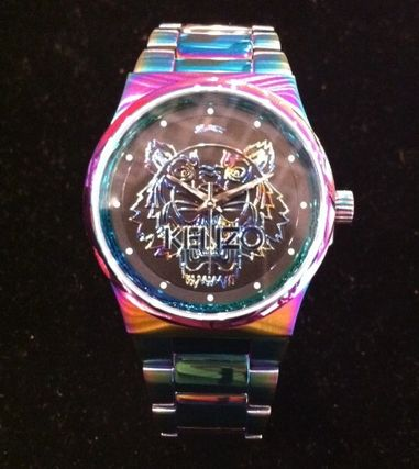 Limited release by Kenzo Time Collection by KENZO Tiger Head