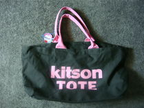 kitson(キットソン)  キャンパス地 バック LosAngeles限定