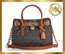 【Michael Kors】2WAY Hamiltonショルダーバッグ
