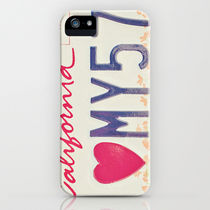 【日本未入荷】society6★Hello Love iPhoneケース
