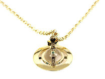 Vivienne Westwood ネックレス1465-14-01 SMALL ORB PENDANT