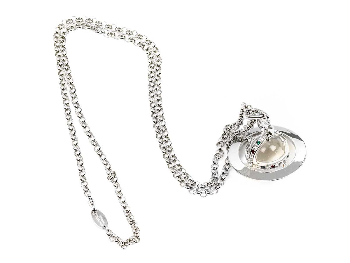 Vivienne Westwood ネックレス1465-01-01 SMALL ORB PENDANT