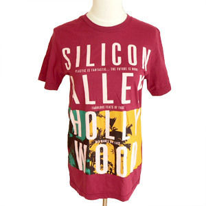Marc by Marc Jacobs Tシャツ・カットソー マークジェイコブス Tシャツ HOLLY WOOD SILICON ALLEY TSHIRT