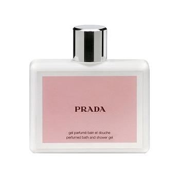 PURADA Amber Perfumed Bath&Shower Gel