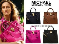 超お得★最安値★Michael Kors★Hamilton Large North South