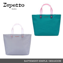新作★repetto BATTEMENT SIMPLE トートバッグ