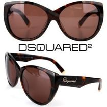 【DSQUARED2】 BROWN SUNGLASSES <<<DQ0084 01B>>>