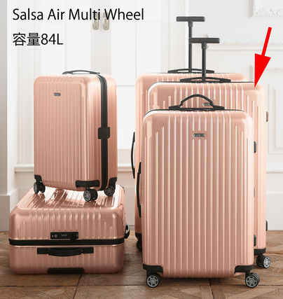 Rimowa ultra-light USA limited edition Pink Pearl roses 84