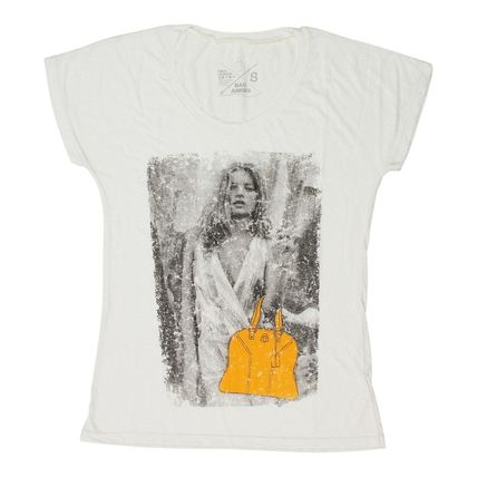 My Other Bag Tシャツ・カットソー 新作★送料込【My Other Bag】KATE MOSSプリントボーイフレンドT
