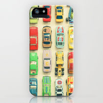 【海外限定】society6♥Car Park iPhoneケース