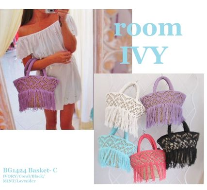roomIVY popular minicago bag new colors added