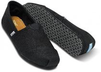 TOMS(トムス) スニーカー ★TOMS Men's Burlap Slip On Black★