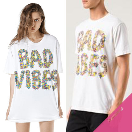 UNIF Clothing Tシャツ・カットソー NEW ユニセックス在庫所持★即納・関税負担★UNIF Bad Vibes Tee