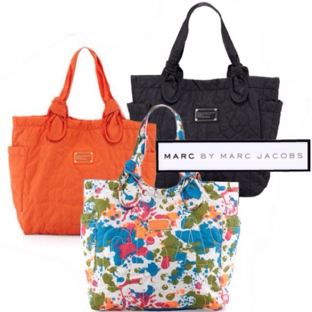 Marc by Marc Jacobs☆大きめナイロントート/マザーズバッグ