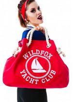 ☆Wildfox couture☆Sail On Reversible Beach Bag