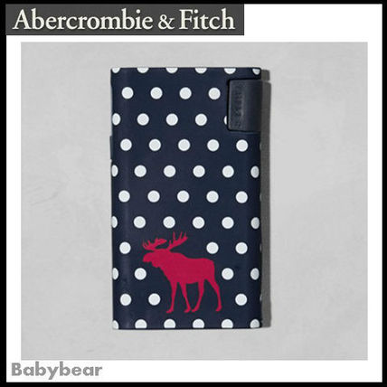 Abercrombie & Fitch iPhone・スマホケース Abercrombie & Fitch【アバクロ】TripleC社製 携帯電話充電器