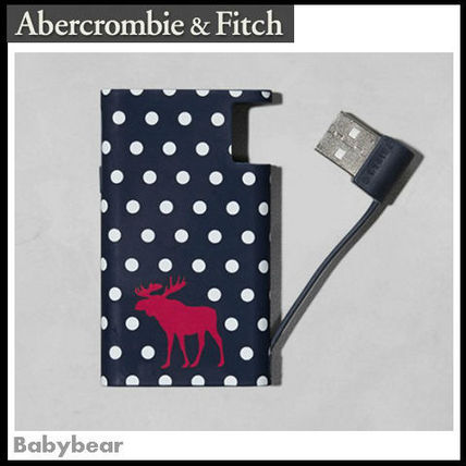 Abercrombie & Fitch iPhone・スマホケース Abercrombie & Fitch【アバクロ】TripleC社製 携帯電話充電器(2)