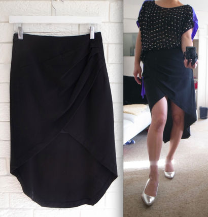 SALE!オススメ!WILLOW Sable Crepe Skirt